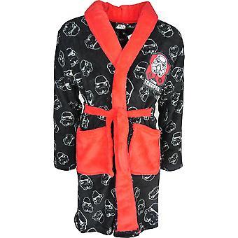 Star Wars jongens zachte Fleece badjas / Dressing Gown