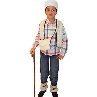 Børns kostumer børn Shepherd kostume