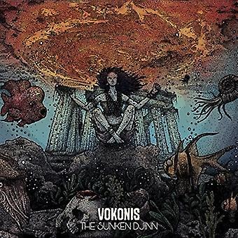 Vokonis - Sunken Djinn [CD] USA import