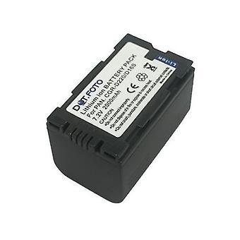 GRUNDIG BPL-98 sostituzione batteria da Dot.Foto - 7.2 v / 2000mAh - 2 anni di garanzia