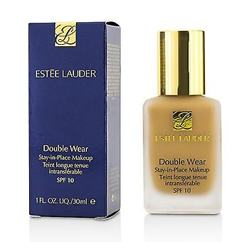 Estee Lauder dubbel slitage stanna på plats makeup SPF 10-nr 88 Sandbar (3C3)-30ml/1oz
