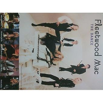 Fleetwood Mac The Dance Poster
