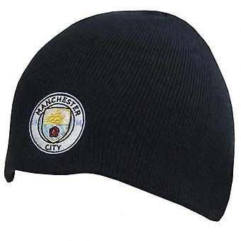 Manchester City z dzianiny kapelusz NV