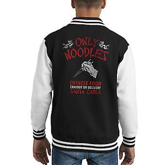 Only Noodles Santa Carla Lost Boys Kid's Varsity Jacket