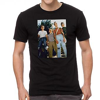 Stand By Me Stand Off Men's Black T-shirt