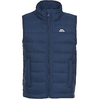 Trespass Girls Jadda Polyester Lightly Quilted Bodywarmer Gilet Coat