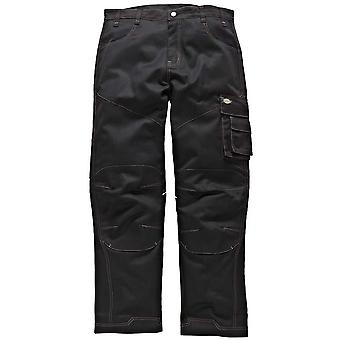 Dickies 22 Mens Camden Workwear Trousers Black DT1003B
