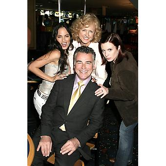 Terri Ivens Jill Larson Martha Byrne Ian Buchanan At Arrivals For ChildrenS Advocacy Center Annual Bowling Ball Fundraiser Chelsea Piers New York Ny May 25 2005 Photo By Rob RichEverett Collection Cel