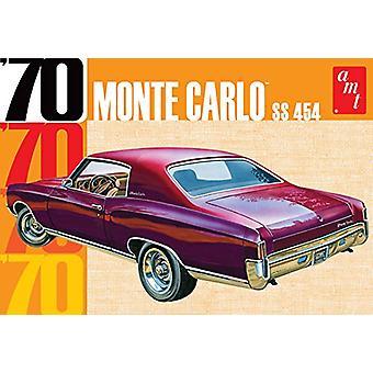 Amt Amt928 01:25 skalieren 1970 Chevy Monte Carlo Plastik Modell