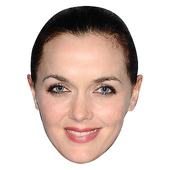 Victoria Pendleton Mask