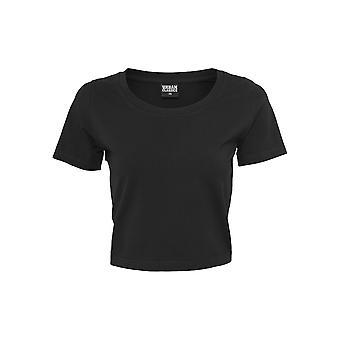 Цикл классики дамы T-Shirt обрезанное тройник