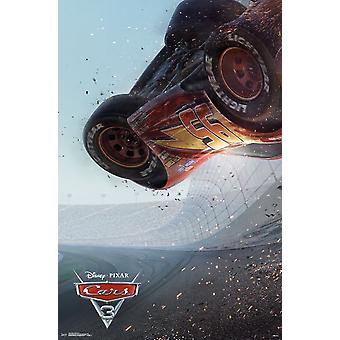 Cars 3 - One Sheet Poster Print
