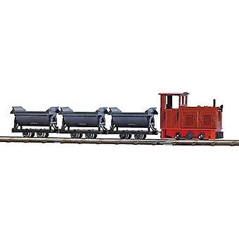 Busch 12006 Busch 12006 H0f Narrow Gauge Field Railway Set Narrow-gauge railway starter set