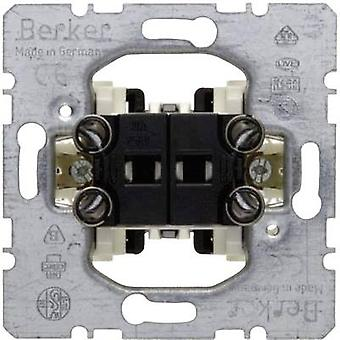 Berker Insert Series switch K.5, K.1, Q.3, Q.1, S.1, B.7 Glass, B.3, B.1 3035