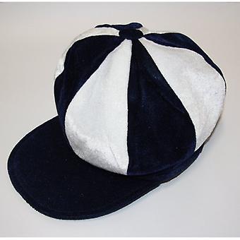 Union Jack ha blå & hvit Baker gutt caps