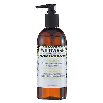 Wildwash Pet Shampoo For Sensitive Coats, Puppies, Cats And Kittens