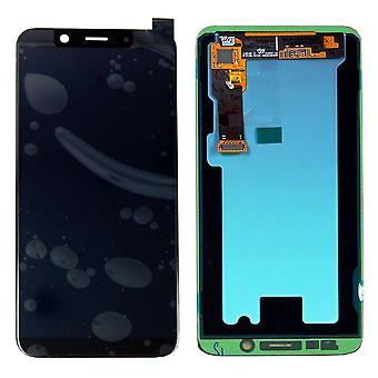 Samsung écran LCD complet set GH97 22048A noir pour Galaxy J6 J600 2018