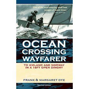 Ocean rajan Wayfarer - Islannin ja Norjan 16ft auki Dinghy
