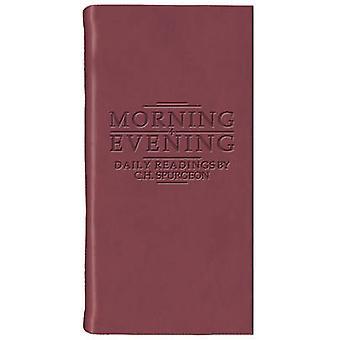 Matin et soir par C.H. Spurgeon - livre 9781845500146