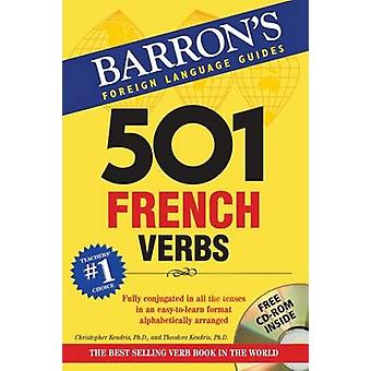 501 French Verbs (7th Revised edition) by Christopher Kendris - Theod