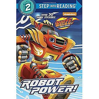 Robot électrique! (Blaze et les Machines de monstre)
