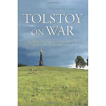 Tolstoi auf Krieg