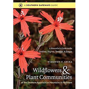 Flores silvestres e comunidades vegetais das Montanhas Apalaches Sul e Piemonte: guia de um naturalista para o Carolinas, Virgínia, Tennessee, e