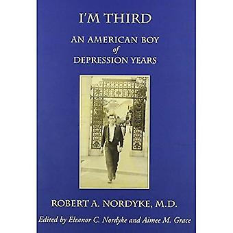 Im dritten: Ein amerikanischer Junge der Weltwirtschaftskrise