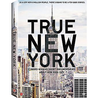 True New York [DVD] USA import