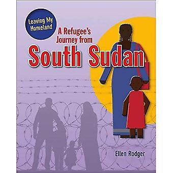 Hakijan matka Etelä-Sudan