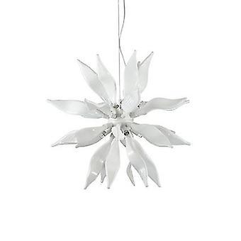 Ideal Lux - fogli bianco pendente medio IDL111957