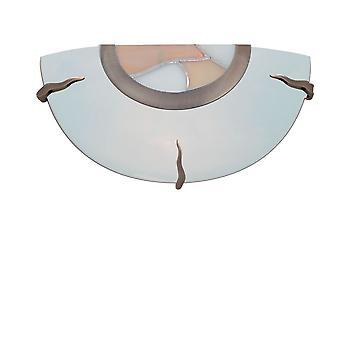 Flush uchwyt ścienny - Searchlight 36097 AM