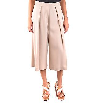 Fabiana Filippi Ezbc055015 Damen's Beige Polyester Hose
