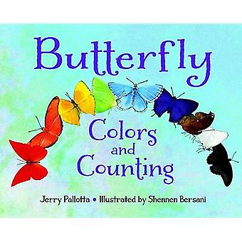 Butterfly Colors and Counting by Jerry Pallotta - Shennen Bersani - 9