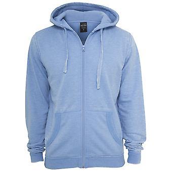 Urban Classics-hoodie med lynlås til mænd