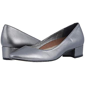 Walking Cradles Womens Heidi Leather Pointed Toe Classic Pumps