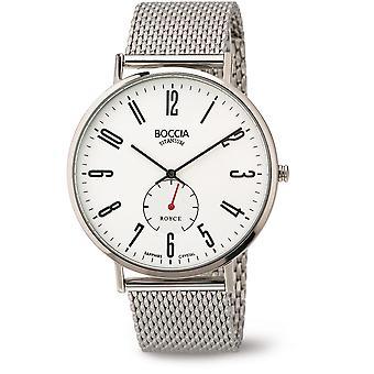 Boccia Titanium 3592-03 Miesten Watch