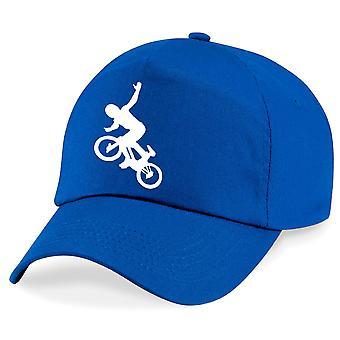 הילדים פעלולים כובע BMX בייסבול