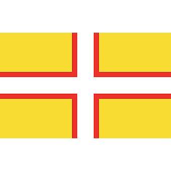 5 x 3 ft Flag - Dorset - St Wite