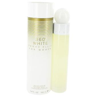 Perry ellis 360 white eau de parfum spray by perry ellis 420719 100 ml