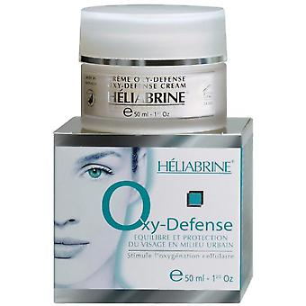Oxygeniserende hydraterende crème-huid verdediging D