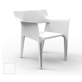 Vondom Eugeni padded pedrera chair white (Garden , Others)
