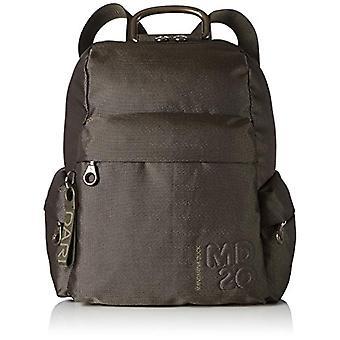 Mandarin Duck Md20 Brown Women's Backpack Strap (Pirite) 14x37.5x26 centimeters (B x H x T)
