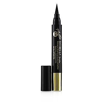 Shibella Cosmetics Waterproof 24 Hours Long Lasting Wing Stamp Eyeliner Double Side Eyeliner – Thick Stamp - 4.5ml/0.1587oz