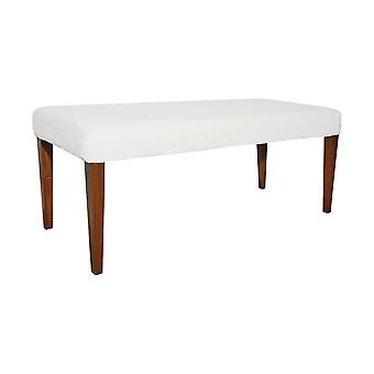 Couture covers double bench in new signature stain