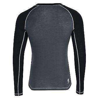 Dare2b Mens Advanced Wool Base Layer Top and Bottoms Set