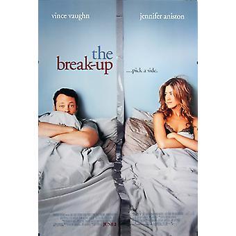The Break Up (Double Sided Regular) Original Cinema Poster