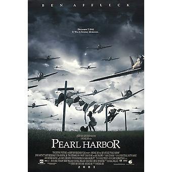 بيرل هاربور (تقدم دولي) (2001) ملصق السينما الأصلي