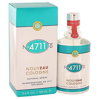 4711 nouveau cologne spray (unisex) by maurer & wirtz   501843 100 ml