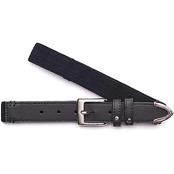 Arcade Corsair Slim Webbing Belt in Black